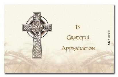 Acknowledgement Cards
