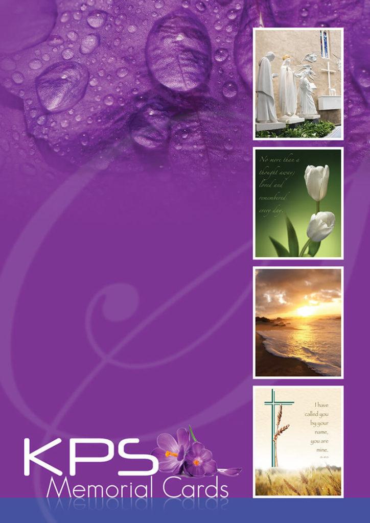 KPS Memorial Cards